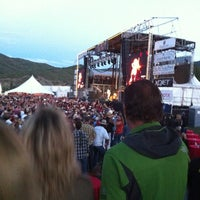 Photo taken at JazzAspen Labor Day Music Festival 2011 by Holly B. on 9/3/2012