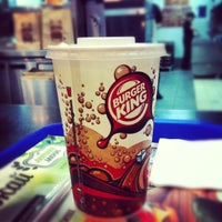Photo taken at Burger King by Alex P. on 8/5/2012