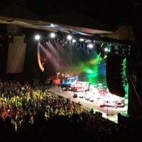 Photo taken at Saratoga Performing Arts Center by Becky B. on 7/8/2012