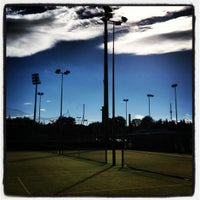 Photo taken at Bective Tennis by Iarla B. on 6/28/2012