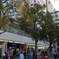 Photo taken at Yodobashi Camera by ramblelazy on 4/1/2012