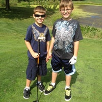 Photo taken at Cleary Lake Golf Course by Renee W. on 8/27/2012