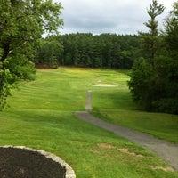 Photo taken at Amesbury Golf & Country Club by Barrett M. on 5/25/2012