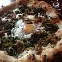Photo taken at Pizzaiolo by bird on 5/22/2012