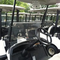 Photo taken at Elmwood Park Golf Course by Tyler T. on 5/23/2012