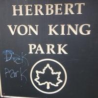 Photo taken at Herbert Von King Park by David G. on 7/15/2012