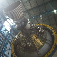 Photo taken at Kennedy Space Center Visitor Complex by Kate B. on 3/12/2012