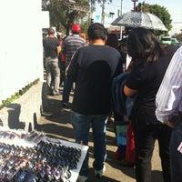 Photo taken at Tesoreria Acoxpa by Liv O. on 3/23/2012