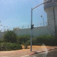 Photo taken at Abu Kabir Prison / СИЗО Абу Кабир / בית מעצר אבו כביר by Gil L. on 7/7/2012