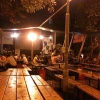 Photo taken at Zahrádky a restaurace Riegrovy sady – Park Café by MiBa . on 8/16/2012