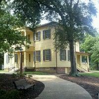 Photo taken at Mordecai Historic Park by Richard B. on 8/11/2012