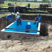 Photo taken at Splash Pad Nelson Park by Francisco P. on 6/15/2012