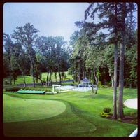 Photo taken at Camas Meadows Golf Club by Bryan W. on 7/14/2012