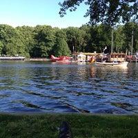 Foto tirada no(a) Inselgarten por Sebastian P. em 6/9/2012