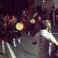 Photo taken at 糸満市立 兼城中学校 by orient58 on 8/30/2012