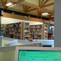 "Photo taken at Biblioteca Comunale ""G.Salvemini"" di Scandiano by Chiara on 5/15/2012"