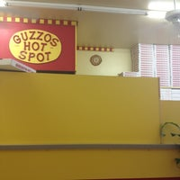 "Photo taken at Guzzo's Hot Spot Pizza by ""The Original"" G. on 8/15/2012"