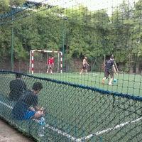 Photo taken at Savannah Futsal by Taufan B W. on 3/12/2012