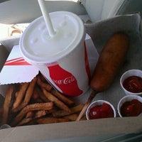 Photo taken at Al's French Frys by Meagan V. on 5/19/2012