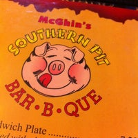Photo taken at Southern Pit Bar-B-Que by Brian M. on 3/3/2012