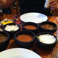 Foto tirada no(a) Obá Restaurante por Karla S. em 5/1/2012