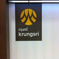 Photo taken at ธนาคารกรุงศรีอยุธยา (KRUNGSRI) by GOD N. on 5/10/2012
