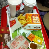 Photo taken at McDonald's by Eugene D. on 3/21/2012