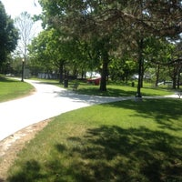 Photo taken at Ah-Nab-Awen Park by Kimberly G. on 5/17/2012