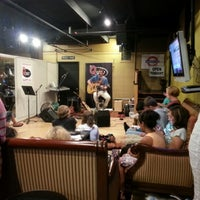 Photo taken at Underground Cafe by Mike T. on 7/28/2012