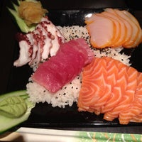 Photo taken at Tsuru - Sushibar by Rommel G. on 6/3/2012