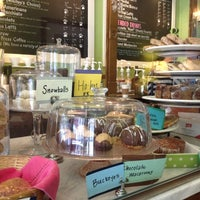 Photo taken at Big Dog Coffee by Serena E. on 8/21/2012