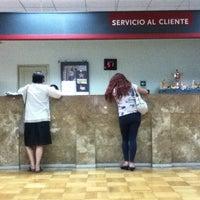 Photo taken at BancoEstado by Jorge C. on 2/13/2012