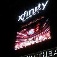 Photo taken at XFINITY Live! Philadelphia by Stepfon W. on 5/5/2012