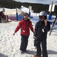 Photo taken at Gold Runner Alpine Coaster by Belinda T. on 3/30/2012