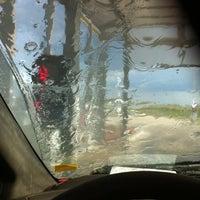 Photo taken at Super Pantry Car Wash by Erik D. on 8/19/2012