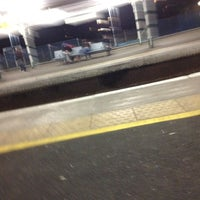 Photo taken at Norbury Railway Station (NRB) by Vera A. on 3/19/2012