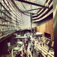 Photo taken at Glass Building by Keisuke H. on 4/1/2012