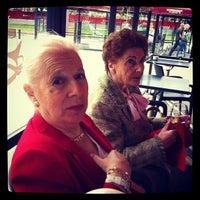Photo taken at Restaurante Larruzz Bilbao by La Visita C. on 6/6/2012