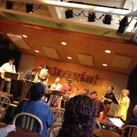 Photo taken at Jazzschool by Eric B. on 8/19/2012