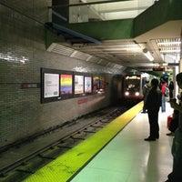 Photo taken at Van Ness MUNI Metro Station by Robin on 7/5/2012