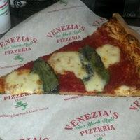 Photo taken at Venezia's Pizzeria by Jodi B. on 6/7/2012