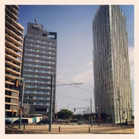 Photo taken at Hotel SB Diagonal Zero Barcelona by Artem F. on 8/25/2012