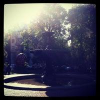 Снимок сделан в Площадь Ивана Франко пользователем fantasy😈 5/11/2012