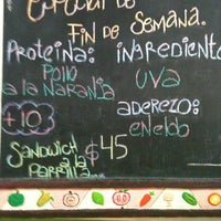 Photo taken at Inn Salad by Carlos on 9/6/2012