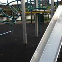 Photo taken at Stenhousemuir Park by C.Coyne on 3/24/2012