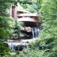 Photo taken at Fallingwater by Michelle G. on 7/21/2012