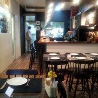 Foto tirada no(a) Del Barbiere Café & Bistrô por Aiden L. em 5/9/2012