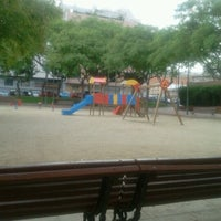 Photo taken at Parque Carrer Diposit by Noemi F. on 6/7/2012