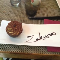 Photo taken at Zakuro by Daniela B. on 6/15/2012