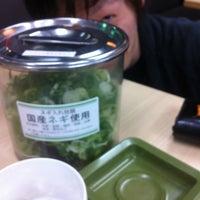 Photo taken at ラーメン横綱 安城店 by Tsuyoshi E. on 4/27/2012